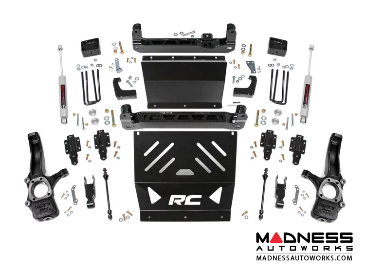 "Chevy Colorado 4WD Suspension Lift Kit - 6"" Lift"